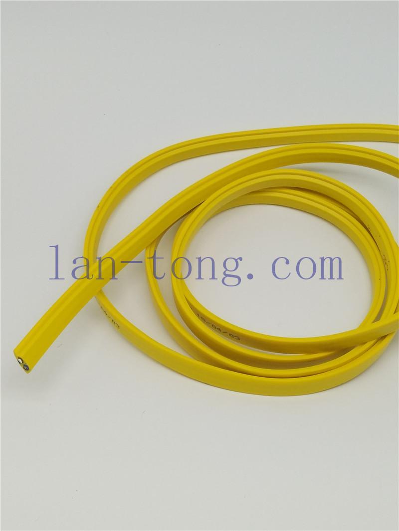 AS-I BUS总线电缆_asi电缆_asi通讯线_AS-Interfacae异形扁平电缆