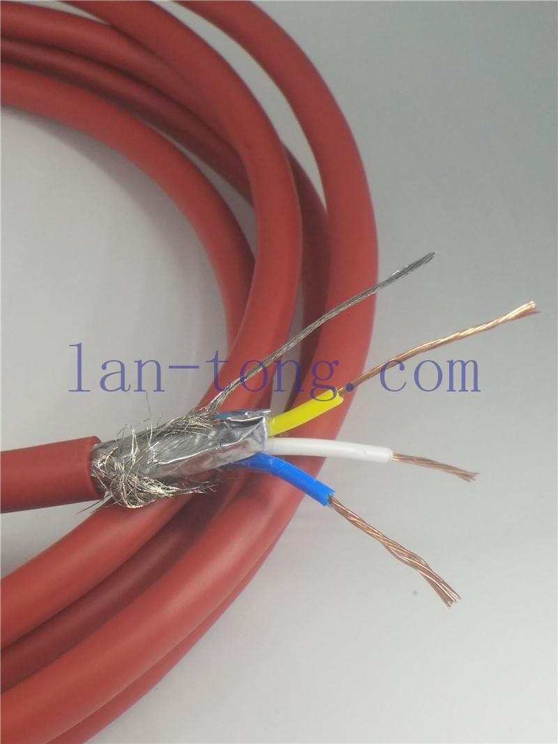 CC-LINK 3X1XAWG20 专用工业通讯总线电缆线