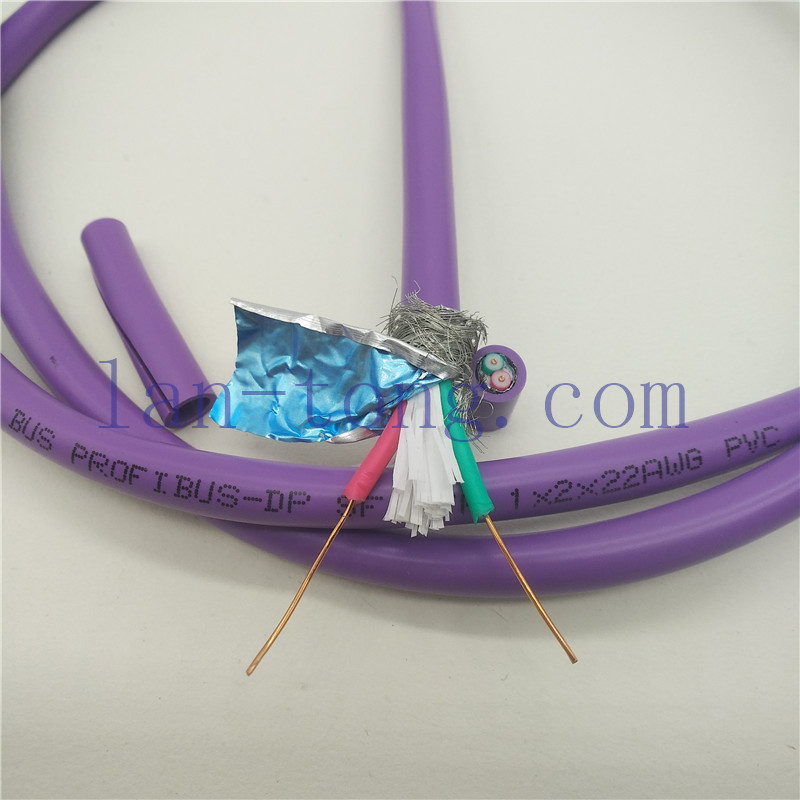 profibus dp工业总线通讯屏蔽电缆