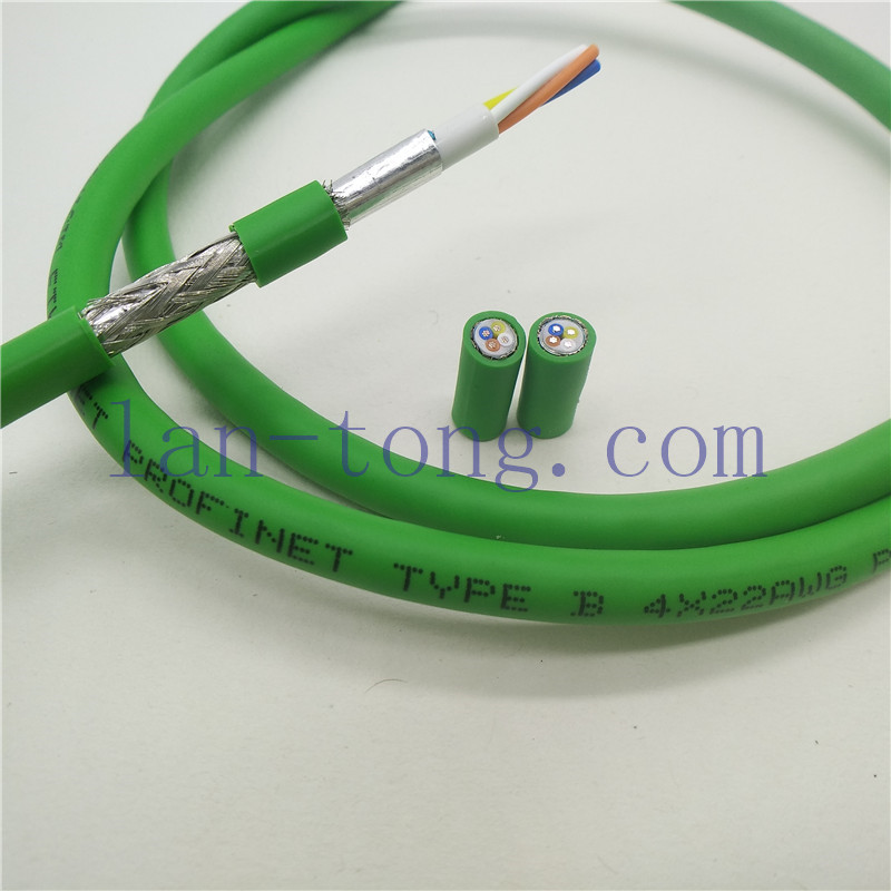 ProfiNet Type B Bus Cable-Flexible