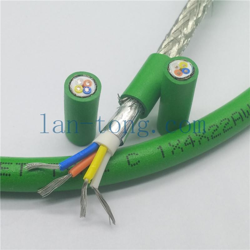Profinet Type C 工业以太网电缆