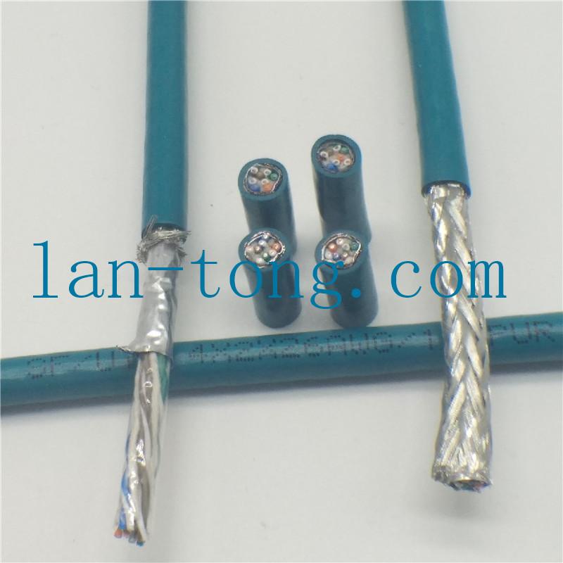 高柔性拖链网线